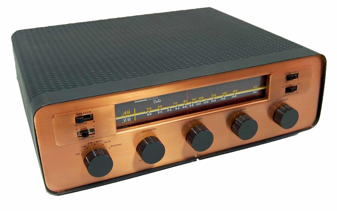 4 ) Harmon Kardon TA-10 - Rewind Audio Vintage HI-FI Buy